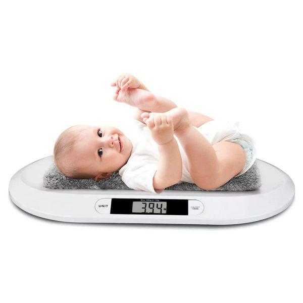 WAGA DZIECIĘCA NIEMOWLĘCA DO 20kg DLA NIEMOWLĄT