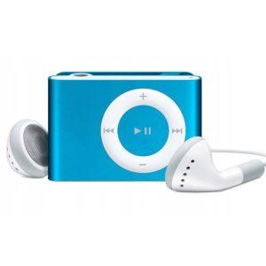 MINI ODTWARZACZ MP3 PLAYER KLIPS USB + SŁUCHAWKI
