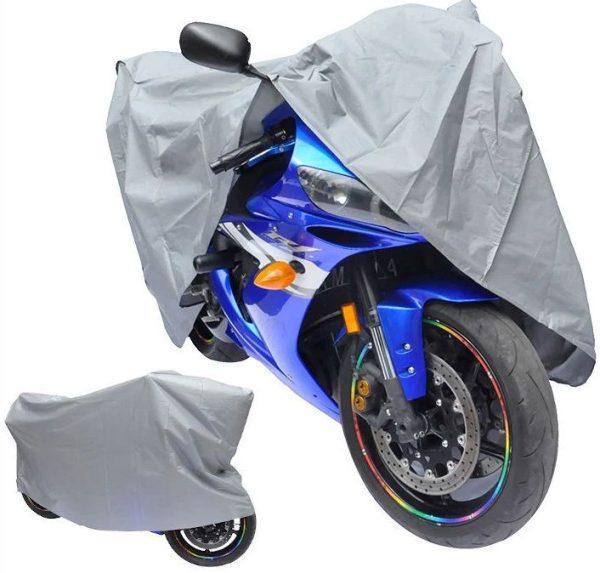 POKROWIEC PLANDEKA NA ROWER MOTOCYKL SKUTER MOTOR
