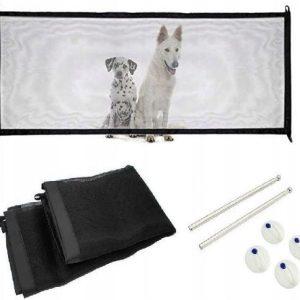 bramka zabezpieczająca dla psa lub kota
