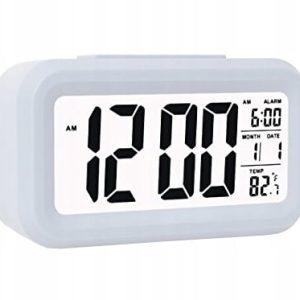 budzik zegar elektroniczny