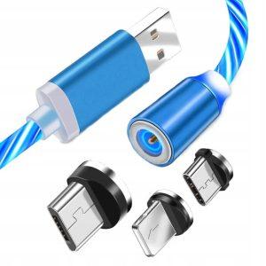 kabel usb magnetyczny