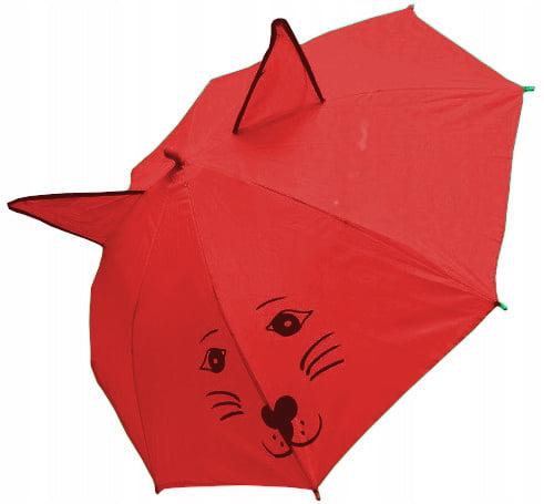 parasol z uszami dla dzieci