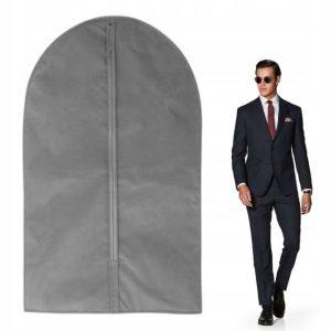 pokrowiec na odzież ubrania garnitur