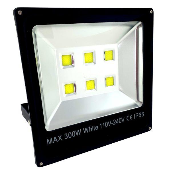 HALOGEN NAŚWIETLACZ LAMPA LED 300W REFLEKTOR SLIM