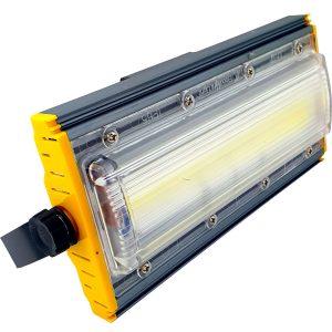 HALOGEN LAMPA NAŚWIETLACZ LED 50W LINIOWY 5000 LM