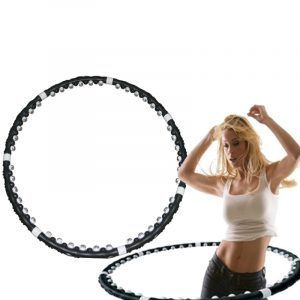 hula hop z wypustkami
