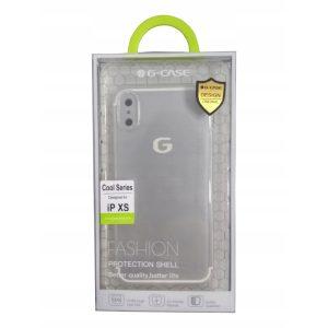 ETUI SLIM CASE G-CASE IPHONE iP XS CIENKIE