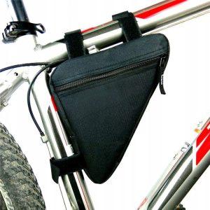 torba rowerowa pod ramę