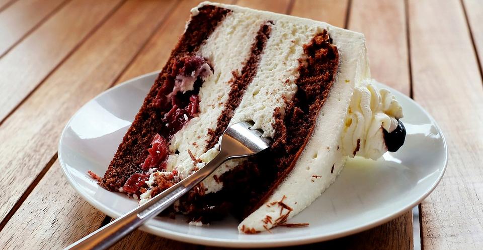 krem tort
