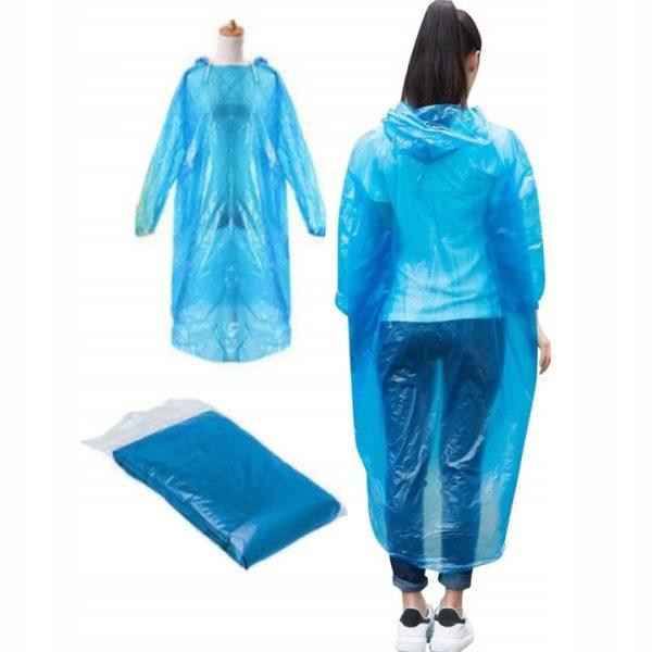 płaszcz przeciwdeszczowy peleryna