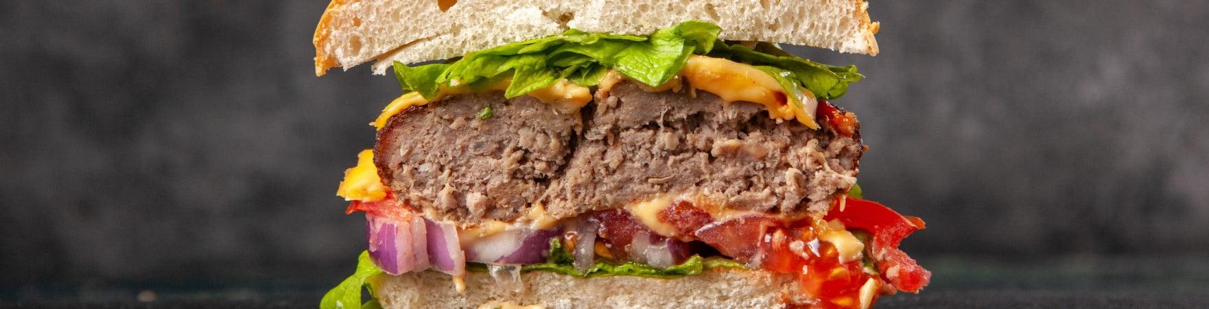 mięso domowe burgery