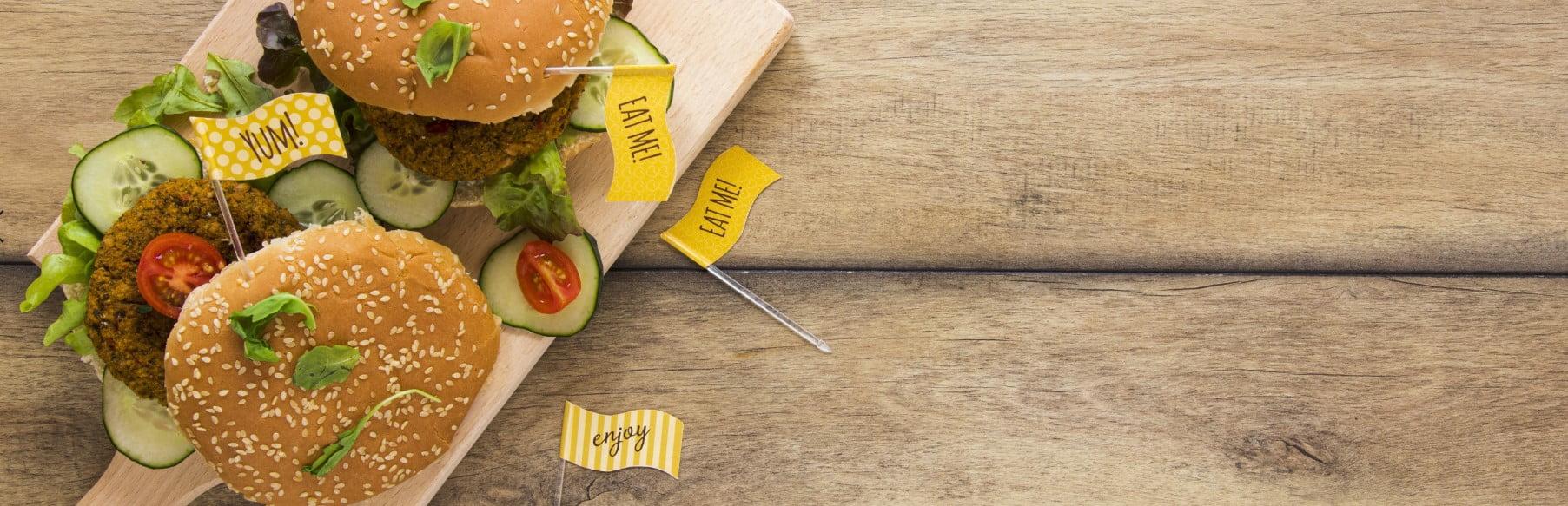 bułka domowe burgery