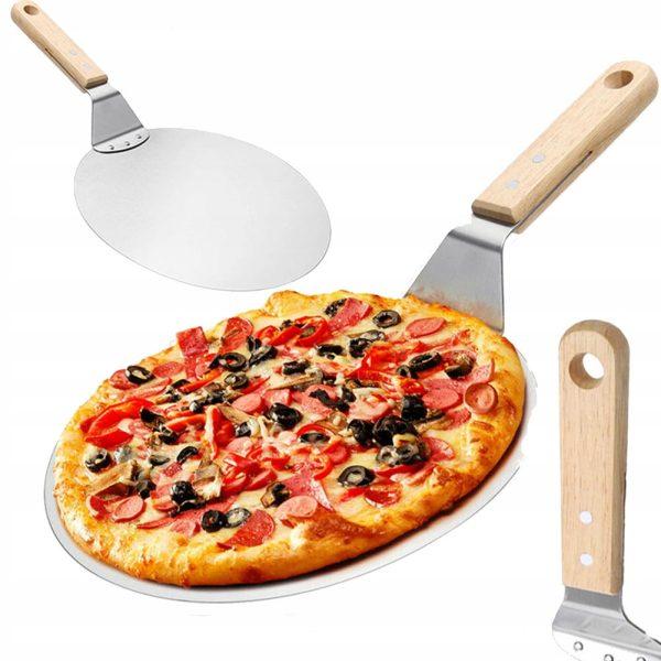 stalowa łopatka do pizzy