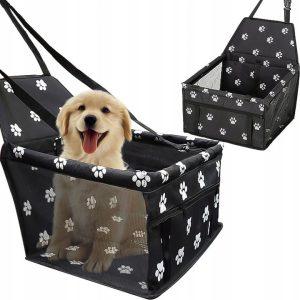 transporter fotelik samochodowy dla psa do samochodu