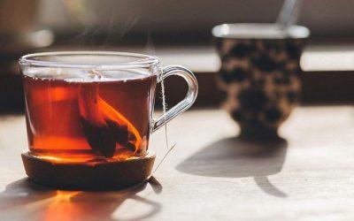 Przepisy na domowe, rozgrzewające herbaty