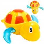 zabawka do kąpieli żółw żółwik dla dzieci