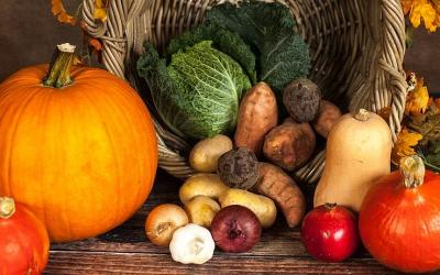 Dania na jesień – pomysły na jesienne potrawy